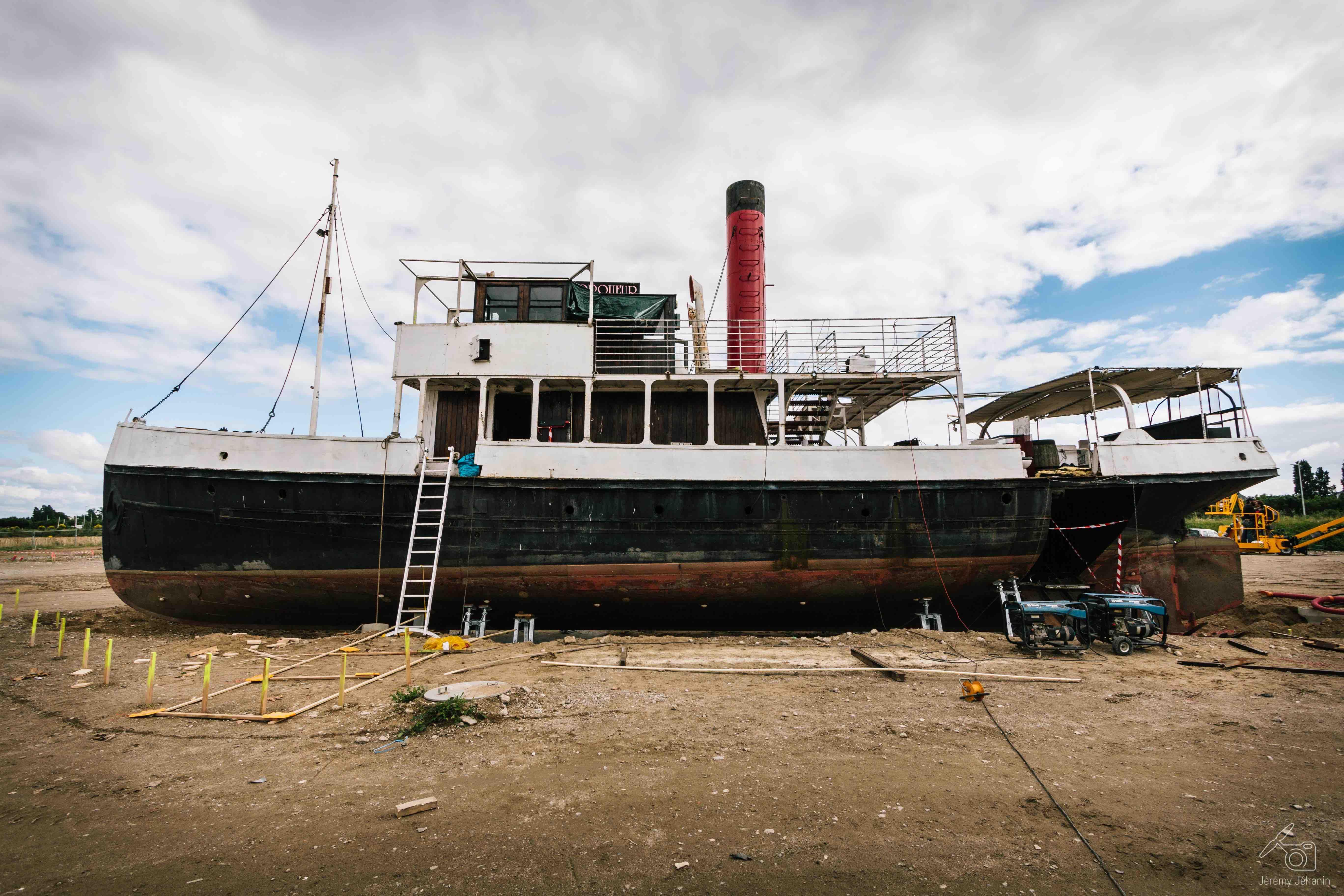 Photo bateau Le Remorqueur