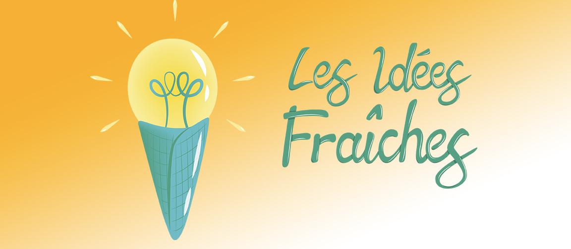 Logo les idées fraiches